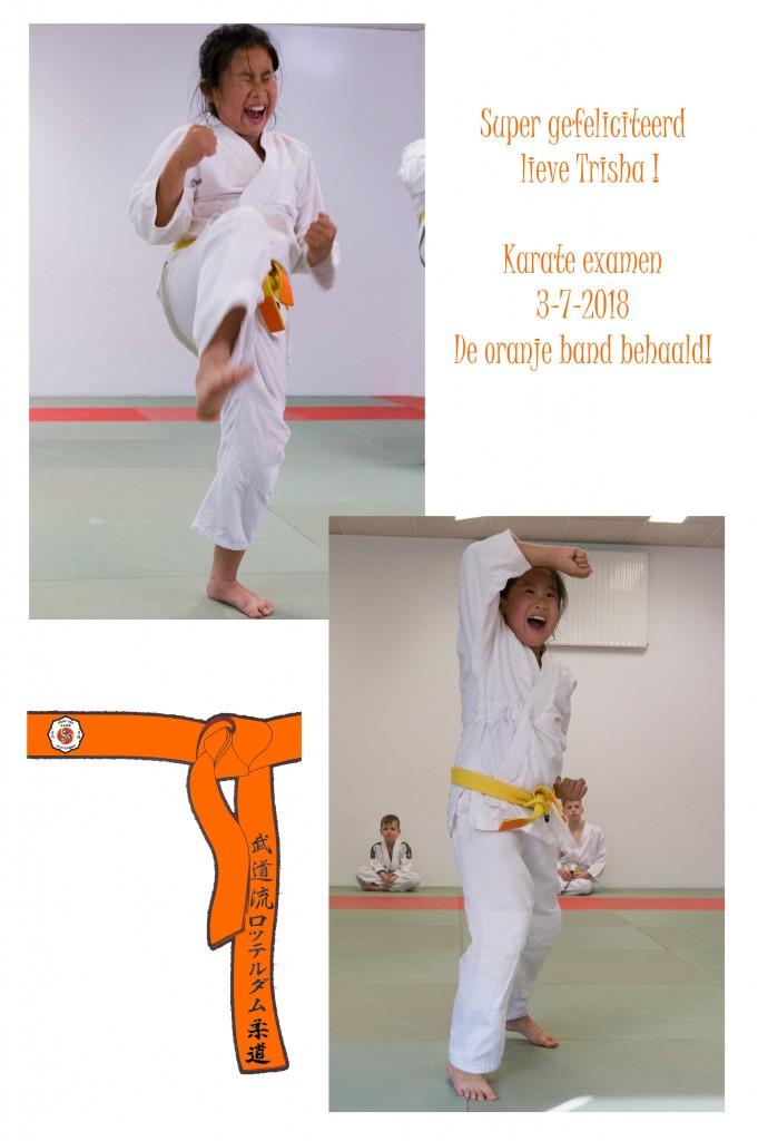 trisha-oranje-band